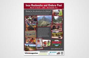 Inca Avalanche - Enduro Fest