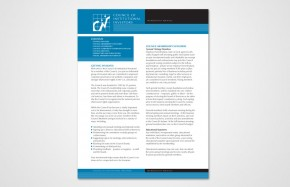 Ctvrtnik Design - CII Membership Manual