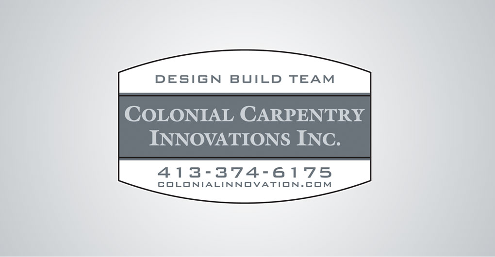 Colonial Carpentry - Logo