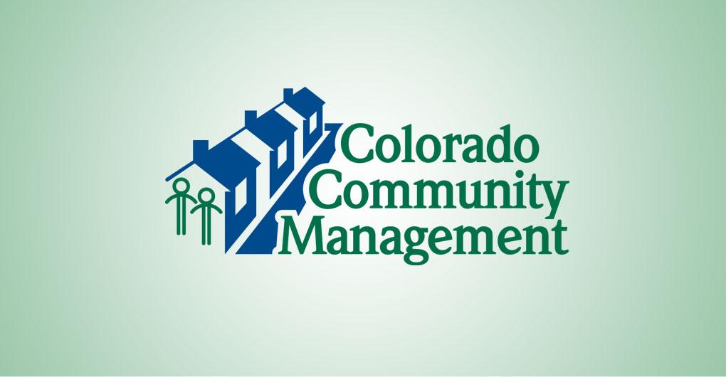 Colorado Community Management - Logo