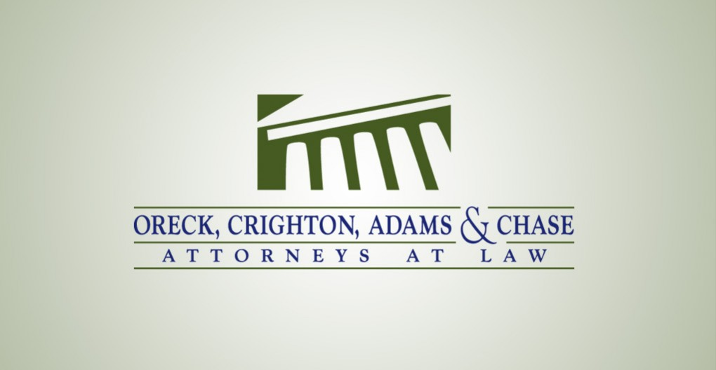 Oreck, Crighton, Adams & Chase - Logo