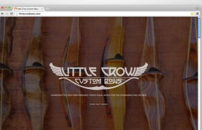 Little Crow Custom Bows - Website