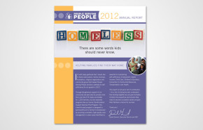 People Serving People - 2012 Annual Report
