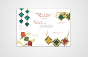 Nissa Jewelry - Raya Postcard