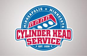 Cylinder Head Service - Logo