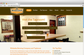 Wabasha Brewing Company - Website