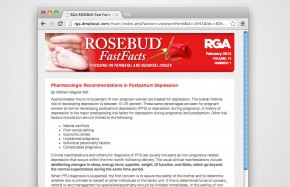 RGA Reinsurance - ROSEBUD FastFacts Email Template