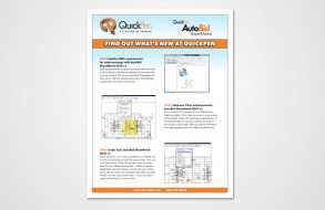 QuickPen - Estimating Flyer