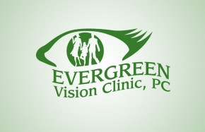 Evergreen Vision Clinic - Logo