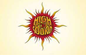 High on Sound - Logo