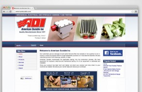 American Durable, Inc. - Website