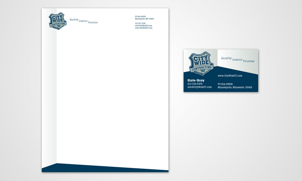 City Wide Contracting - Identity System