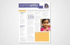 People Serving People - Spring '13 Newsletter