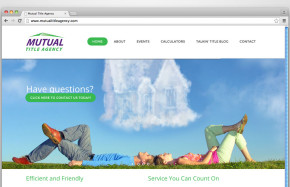 Mutual Title Agency - Website